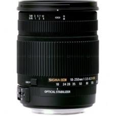 Sigma AF 18-250mm F3.5-6.3 DC OS HSM / (Canon)