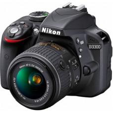 Nikon D3300 Kit (18-55mm + 55-200mm) VR