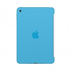 Apple iPad mini 4 Silicone Case - Blue MLD32