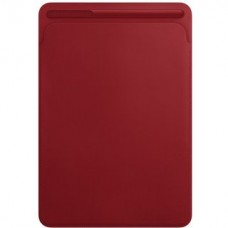 Apple Leather Sleeve for 10.5 iPad Pro - RED (MR5L2)
