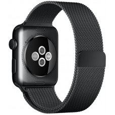 Apple Milanese Loop Band Black (MLJH2) for Apple Watch 42mm