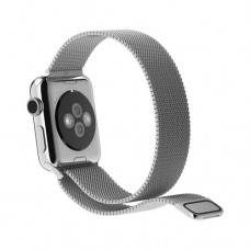 Apple Milanese Loop for Watch 38mm Space Black (MLJJ2)