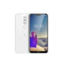 Nokia X6 2018 6/64GB White