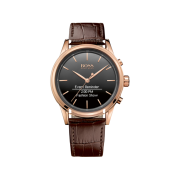 HP Boss Classic Smartwatch Rose Gold (X8U58AA)