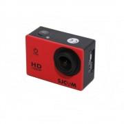 SJCAM SJ4000 red (гарантия 3 месяца)