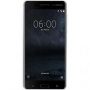 Nokia 6 32GB (Silver) (гарантия 3 месяца)