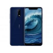 Nokia X5 2018 4/64GB Blue