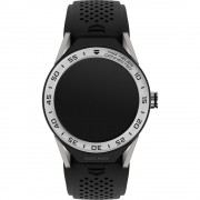 TAG Heuer Connected Modular 45 Black Rubber with Steel bezel (SBF8A8014.11FT6076)