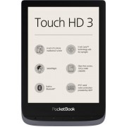 PocketBook 632 Touch HD 3 Metallic Gray (PB632-J-WW)