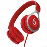 Beats by Dr. Dre EP On-Ear Headphones Red (ML9C2)