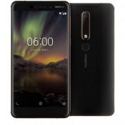 Nokia 6.1 4/64GB Black 6.1 4/64GB Dual Sim Black