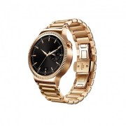 HUAWEI Watch (Gold Stainless Steel with Gold Stainless Steel Link Band)