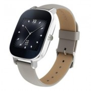 ASUS ZenWatch 2 Stainless Steel WI502Q - (Silver/Khaki Leather)
