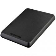 "Toshiba HDex 2.5"" USB3 1TB CANVIO BASICS black (гарантия 24 месяца)"