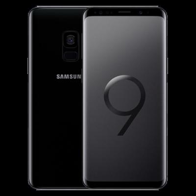 Samsung Galaxy S9 SM-G960 64GB Black (SM-G960FZKD)