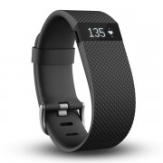 Fitbit Charge HR (Black) (Extra Large XL)