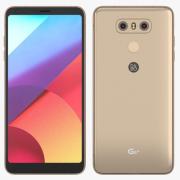 LG G6 Plus 128GB Gold