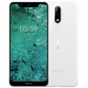 Nokia 5.1 Plus 3/32GB White