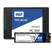 """SSD 2.5"""" 250GB WD S250G1B0A Blue Retail (гарантия 36 месяцев)"""