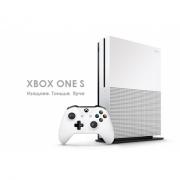 MicroSoft Xbox One S 1Tb (гарантия 3 месяца)