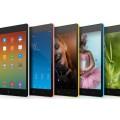 Xiaomi - планшеты