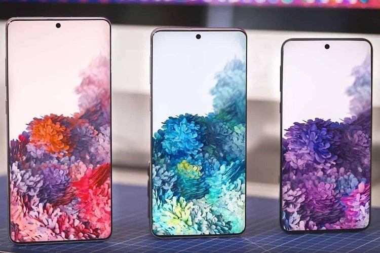 Стоимость Galaxy S20 Ultra, Galaxy S20+, Galaxy S20 в Украине