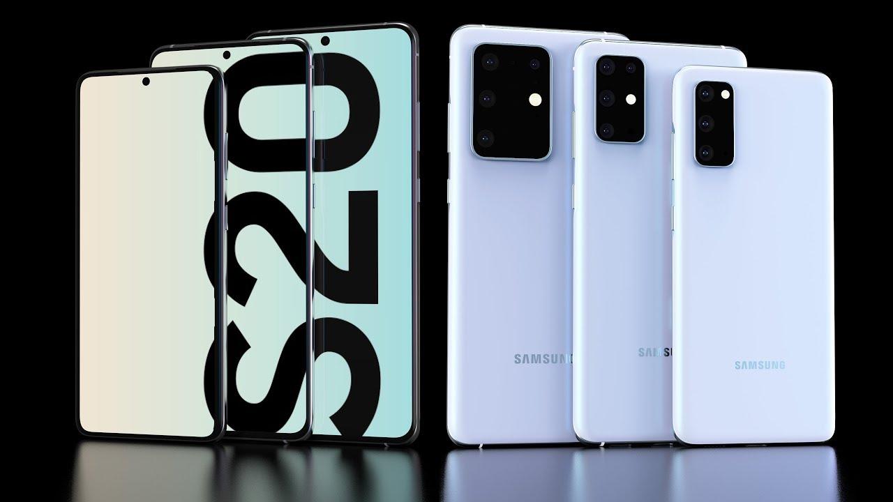 Купить Samsug Galaxy S20, Galaxy S20+, Galaxy S20 Ultra